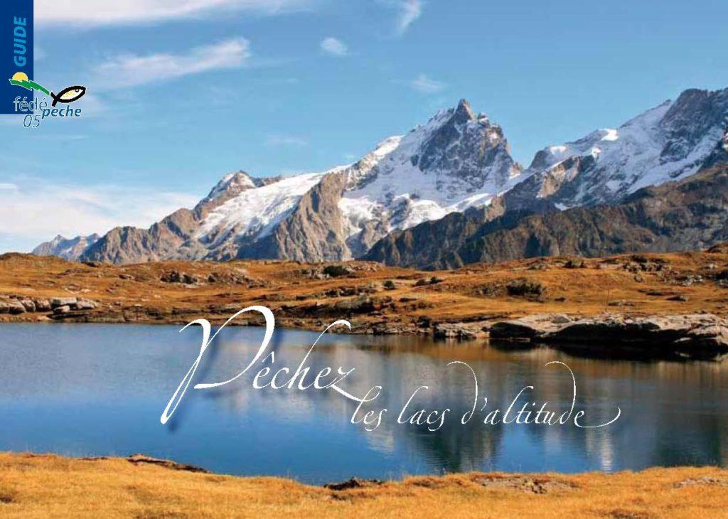Page garde dépliant lac altitude 2012
